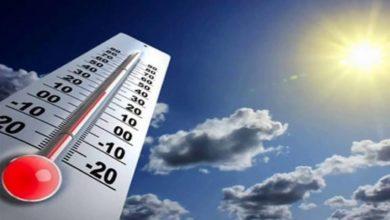 صورة تعرف على تفاصيل حالة الطقس حتى يوم الأحد.. ودرجات الحرارة اليوم