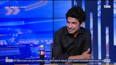 صورة بالفيديو| حسين ياسر المحمدي: سأشجع الدحيل ضد الأهلي.. لهذا السبب