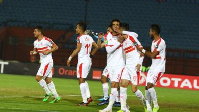 صورة موعد مباراة الزمالك وسيراميكا كيلوباترا في الدوري المصري والقنوات الناقلة