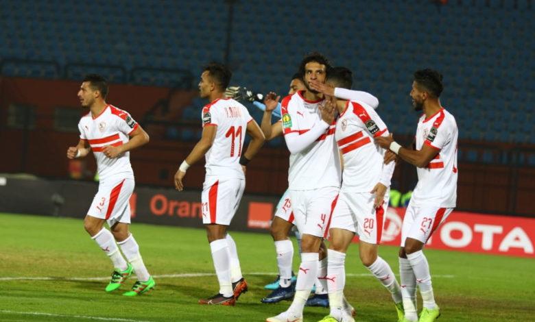 بث مباشر مباراة الزمالك والبنك الاهلي في الدوري المصري اليوم الإثنين 26-4-2021