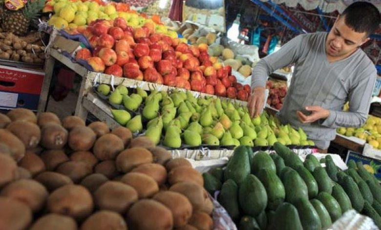 أسعار الخضار والفاكهة واللحوم والأسماك والدواجن اليوم الإثنين 12-4-2021