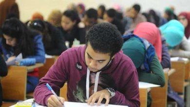 صورة موعد امتحانات الفصل الدراسي الثاني لطلاب الصف الثالث الإعدادي 2021