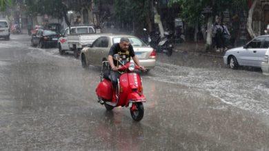 صورة غيوم وأمطار خفيفة.. تعرف على حالة الطقس اليوم الجمعة 26-3-2021