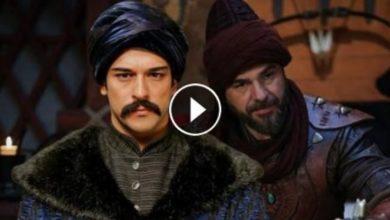 صورة مسلسل قيامة عثمان الحلقة 48 على موقع قصة عشق مترجمة باللغة العربية