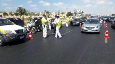 صورة قانون المرور الجديد.. تعرف على الغرامات والرسوم على ترخيص السيارات