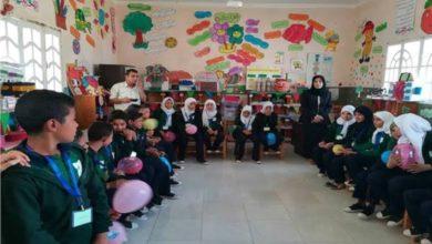 صورة بعد بروتوكول لدعمها.. اعرف أهمية مدارس التعليم المجتمعي