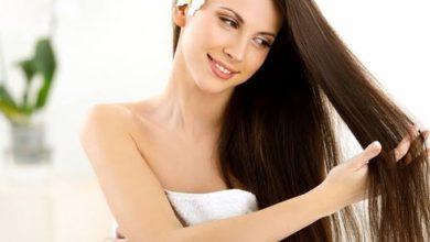 صورة كيف تحافظي علي صحة ولمعان شعرك في فصل الصيف..شاهد