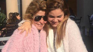 صورة إبنة علا غانم كاميليا تثير الجدل على مواقع التواصل الاجتماعي بصور جريئة والمتابعون يعلقون: تشبه أمها كثيرا