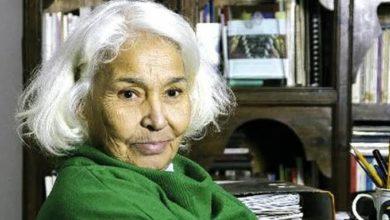 صورة وفاة الكاتبة نوال السعداوي بعد صراع مع المرض
