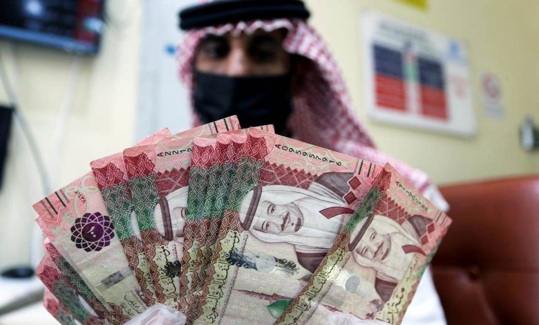 أسعار الدولار أمام الريال السعودي اليوم
