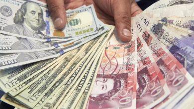 صورة سعر اليورو والجنيه الاسترليني والعملات الأجنبية اليوم في مصر السبت 17-4-2021