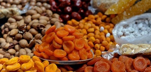 اسعار ياميش رمضان 2021 في جميع الاسواق والمجمعات الاستهلاكية
