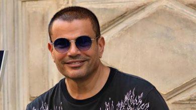 """صورة عمرو دياب يتصدر التريند على """"تويتر"""" بأغنية الدنيا حلوة ..شاهد"""