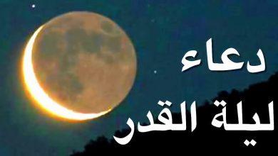 صورة دعاء ليلة القدر.. تعرف على أفضل الادعية في العشر الأواخر من رمضان