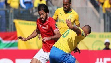 صورة موعد مباراة الأهلي وصن دوانز القادمة في دوري أبطال أفريقيا والقنوات الناقلة
