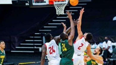 صورة بث مباشر مشاهدة مباراة الزمالك والاتحاد المنستيري في نهائي دوري أبطال أفريقيا لكرة السلة