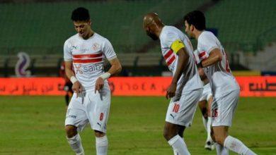 صورة حكم مباراة الزمالك والمصري اليوم في الدوري وتشكيل الفريقين
