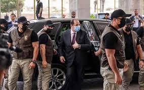 """صورة بعد تصدرهم التريند..ماهي قوات """"G.I.S"""" التى صاحبت رئيس المخابرات في غزة"""