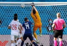 """صورة أهداف مباراة إسبانيا وسلوفاكيا (5-0) اليوم في بطولة أمم أوروبا """"يورو 2020"""""""