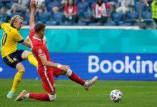 """صورة أهداف مباراة السويد وبولندا (3-2) اليوم في بطولة أمم أوروبا """"يورو 2020"""""""