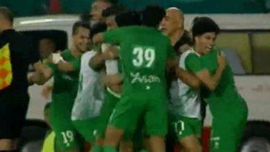 صورة أهداف مباراة غزل المحلة والاتحاد السكندري (1-1) اليوم في الدوري المصري
