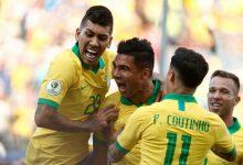 صورة القنوات الناقلة لمباراة البرازيل وباراجواي اليوم
