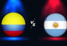صورة مشاهدة مباراة الأرجنتين وكولومبيا اليوم بث مباشر في تصفيات كأس العالم