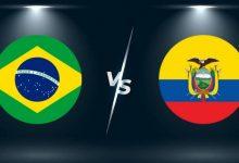 صورة مشاهدة مباراة البرازيل والاكوادور اليوم بث مباشر في تصفيات كأس العالم