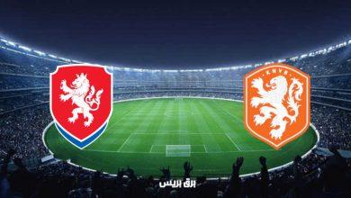 صورة نتيجة مباراة هولندا والتشيك اليوم في بطولة أمم اوروبا