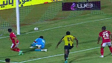 صورة أهداف مباراة الأهلي والمقاولون العرب (2-0) اليوم في الدوري المصري الممتاز