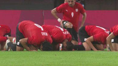 صورة أهداف مباراة مصر وأستراليا (2-0) اليوم في أولمبياد طوكيو 2020