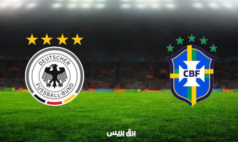 مشاهدة مباراة البرازيل وألمانيا اليوم بث مباشر فى أولمبياد طوكيو 2020