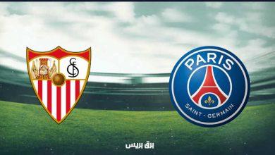 صورة نتيجة مباراة باريس سان جيرمان وإشبيلية اليوم فى وديات الاندية
