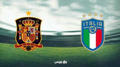 صورة موعد مباراة إيطاليا وإسبانيا القادمة والقنوات الناقلة فى بطولة أمم أوروبا