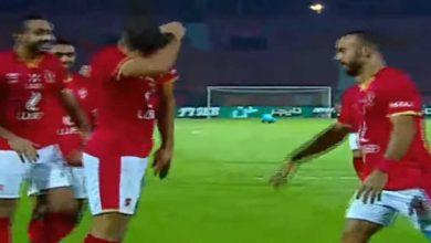 صورة أهداف مباراة الأهلي ووادي دجلة (2-1) اليوم فى الدوري المصري الممتاز