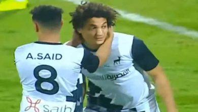 صورة أهداف مباراة الإسماعيلي ووادي دجلة (0-2) اليوم فى الدوري المصري