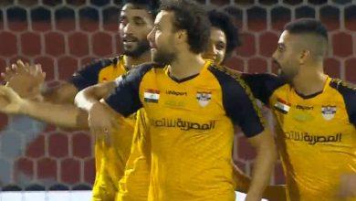 صورة أهداف مباراة الانتاج الحربي ووادي دجلة (2-2) اليوم فى الدوري المصري