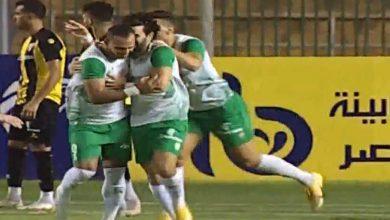 صورة أهداف مباراة المقاولون العرب والاتحاد السكندري (1-3) اليوم فى الدوري المصري