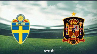 صورة موعد مباراة إسبانيا والسويد القادمة والقنوات الناقلة بتصفيات أوروبا المؤهلة لكأس العالم