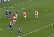صورة أهداف مباراة آرسنال واي اف سي ويمبلدون (3-0) اليوم فى كأس الرابطة الإنجليزية