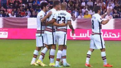 صورة أهداف مباراة البرتغال وقطر (3-1) اليوم فى تصفيات كأس العالم