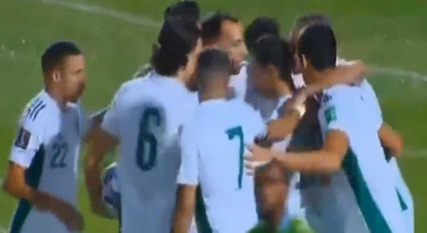 اهداف مباراة الجزائر (8-0) جيبوتي اليوم | تصفيات كأس العالم قطر 2022