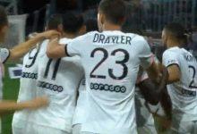 صورة أهداف مباراة باريس سان جيرمان وميتز (2-1) اليوم فى الدوري الفرنسي