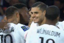 صورة أهداف مباراة باريس سان جيرمان وميتز اليوم فى الدوري الفرنسي