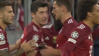 صورة أهداف مباراة بايرن ميونيخ ودينامو كييف (5-0) اليوم فى دوري أبطال أوروبا