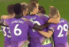 صورة أهداف مباراة توتنهام هوتسبير وولفرهامبتون (2-2) اليوم فى كأس الرابطة الإنجليزية