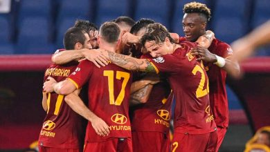 صورة أهداف مباراة روما وساسولو (2-1) اليوم فى الدوري الايطالي