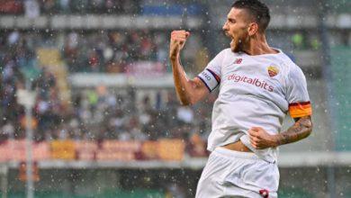 صورة أهداف مباراة روما وهيلاس فيرونا (2-3) اليوم فى الدوري الايطالي