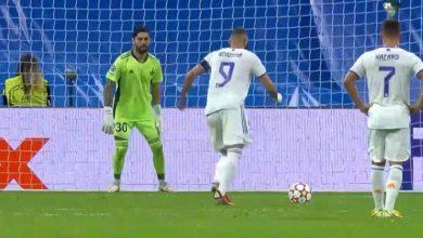 صورة أهداف مباراة ريال مدريد وشيريف تيراسبول (1-2) اليوم فى دوري أبطال أوروبا