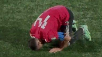 صورة أهداف مباراة ليبيا والجابون (2-1) اليوم فى تصفيات كأس العالم